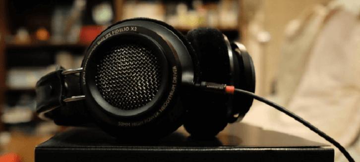 Philips X2/27 Fidelio Headphone