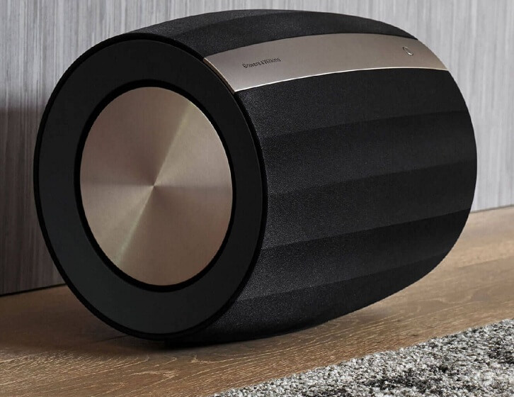 BOWERS-&-WILKINS Sealed Subwoofer Design