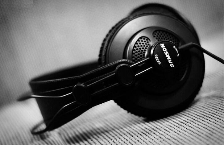 Samson SR850 Studio Headphone