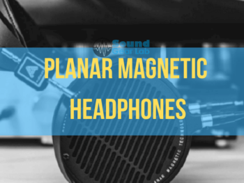 planar magnetic headphones